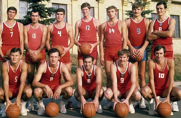 Игроки СССР