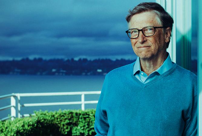 Великий Билл Гейтс