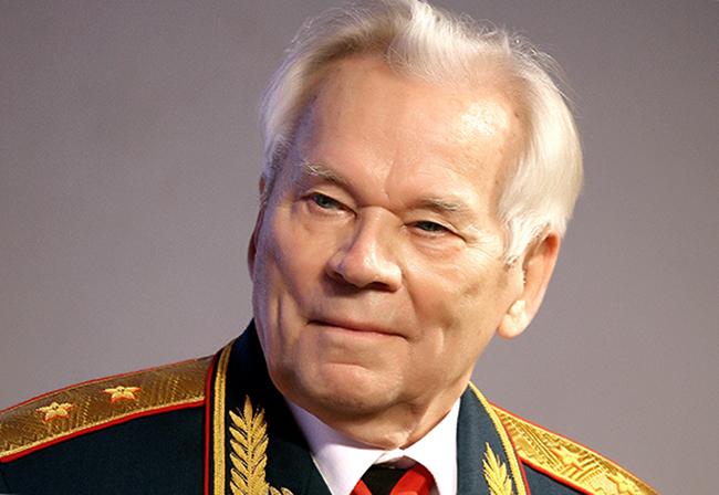 Великий Михаил Калашников