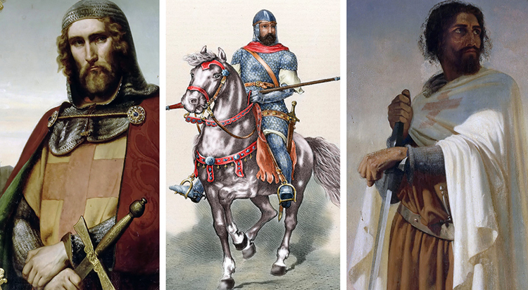 Как выглядели рыцари