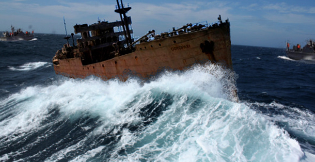 Затерянные корабли