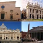 5 самых красивых церквей Рима