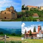Самые красивые места в Сербии