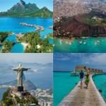 Самые красивые в мире места для отдыха