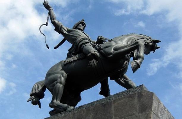 Башкирский герой Салават Юлаев