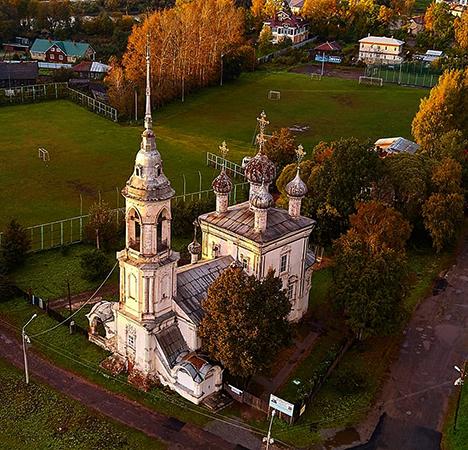 Церковь Сретения Господня что на Набережной