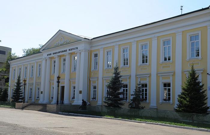 Музей изобразительных искусств г. Оренбурга