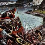 Бой в Фермопильском ущелье — интересные исторические факты