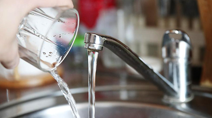 Жесткая вода