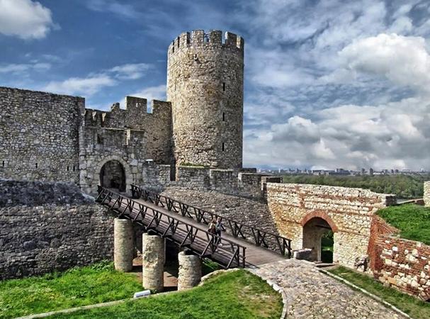 Белградская крепость - Калемегдан
