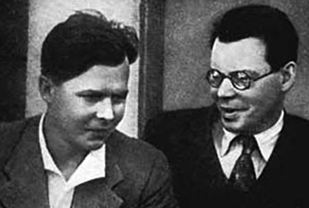 Исаковский и Твардовский