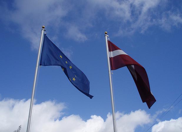 Латвия в ЕС