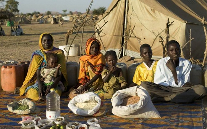Люди в Чаде