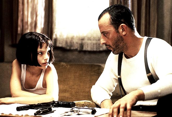 Матильда и Леон