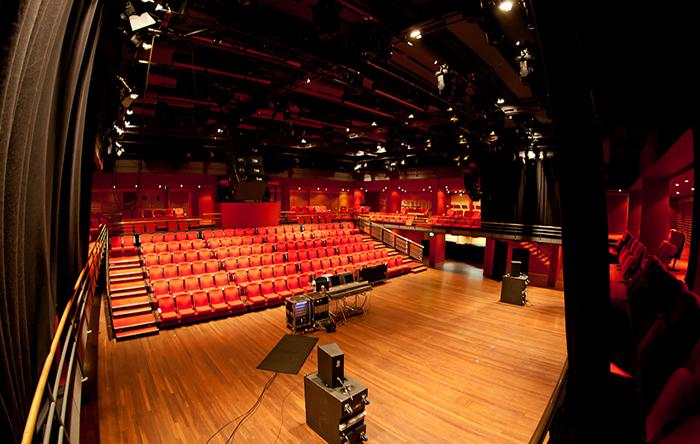 Малая сцена драмтеатра