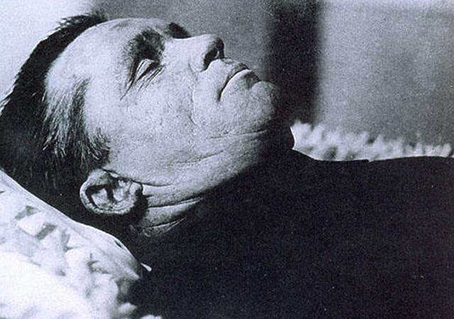 Мертвый Киров