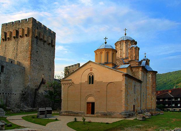 Монастырь Манасия
