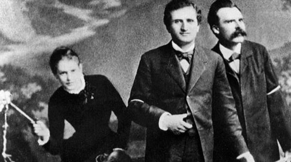 Ницше и Лу Саломе