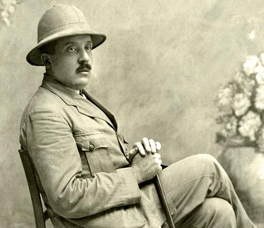 Николай Оцуп