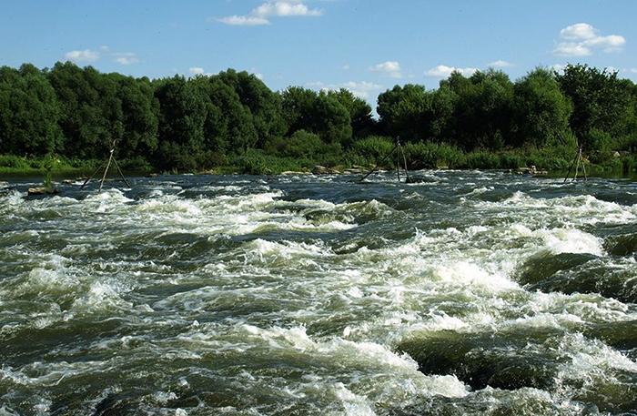 Ольшанская плотина