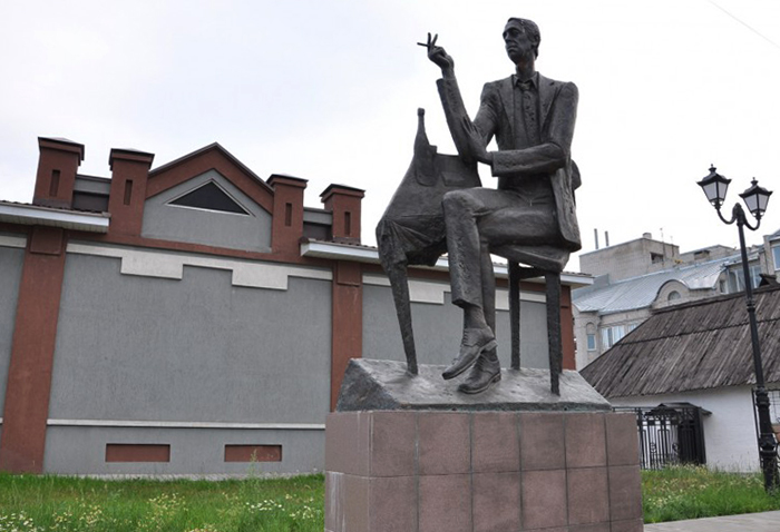 Памятник Северному