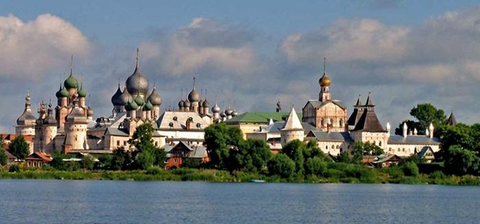 Вид на Переславль-Залесский