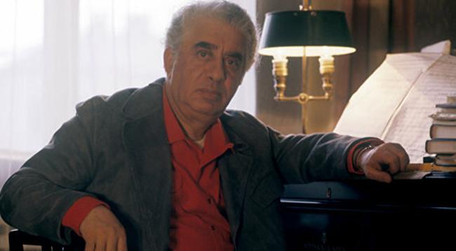 Арам Хачатурян незадолго до смерти