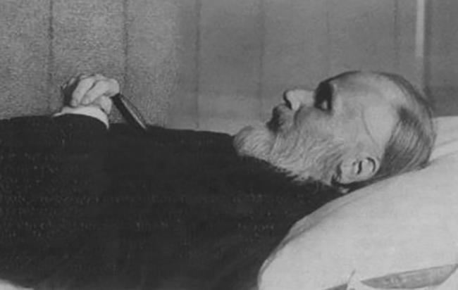 Смерть Гончарова