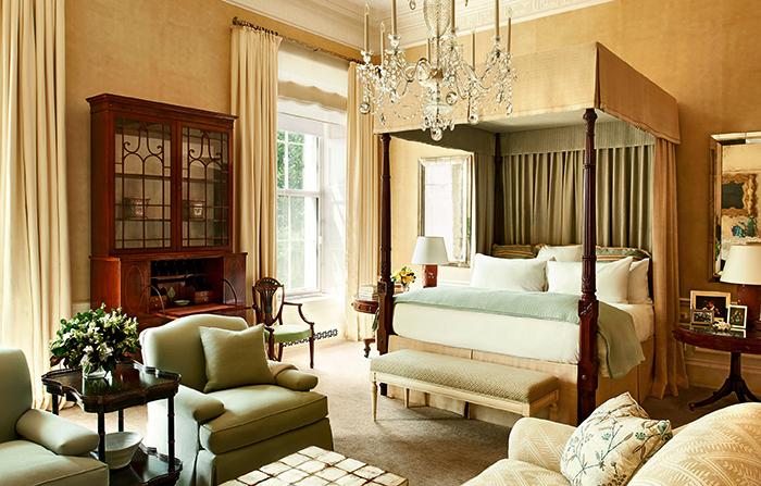 Спальня в Белом Доме