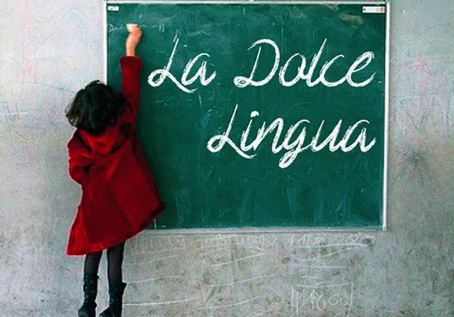 Текст на итальянском
