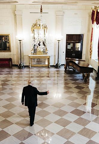 Трамп в Белом доме