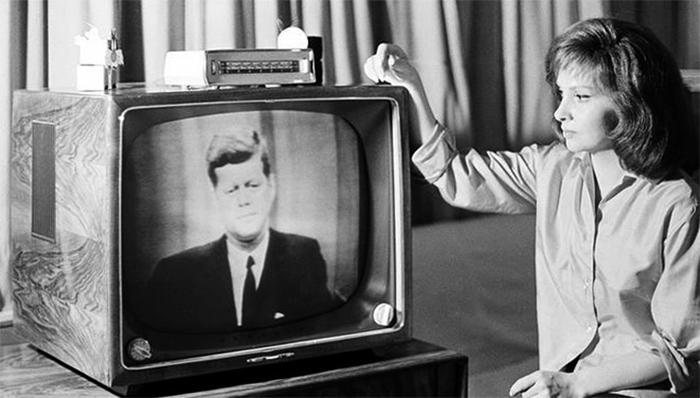 ТВ в 1962