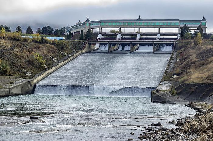 Усть-Джегутинское водохранилище
