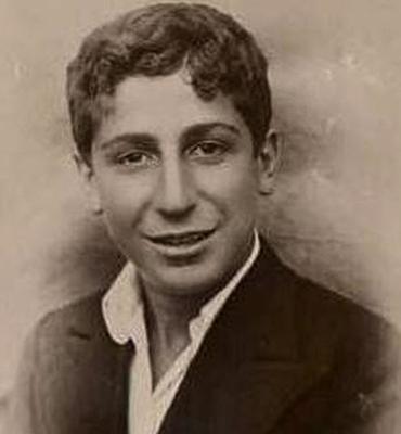 Арам Хачатурян в детстве