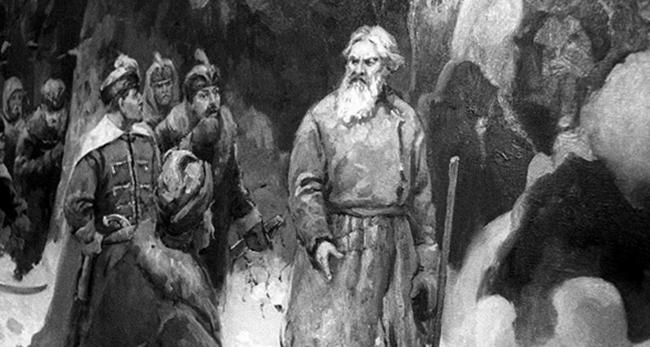Великий Иван Сусанин