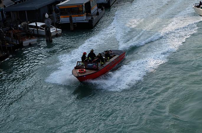 Пожарная служба Венеции