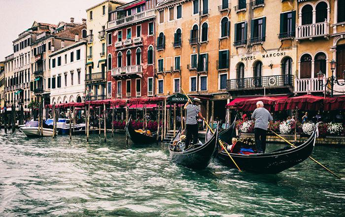 Тонущая Венеция