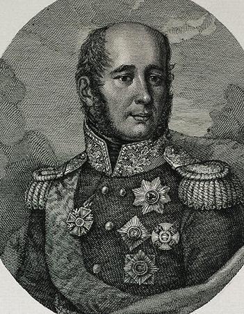 Михаил Барклай-де-Толли