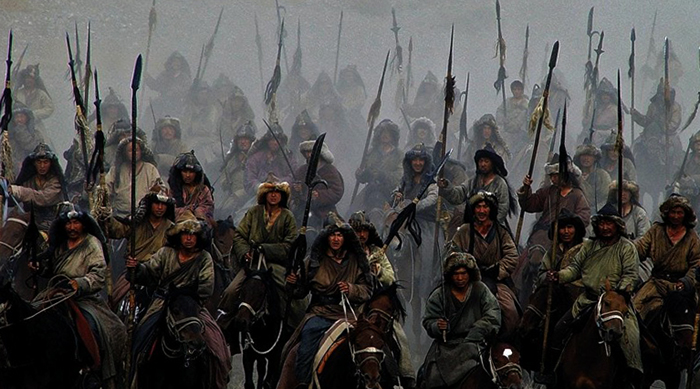 Войско монгол