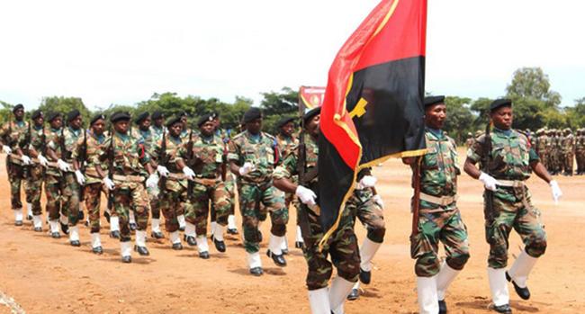 Армия Намибии