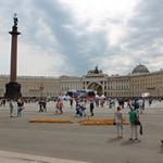 Дворцовая площадь — интересные факты и сведения