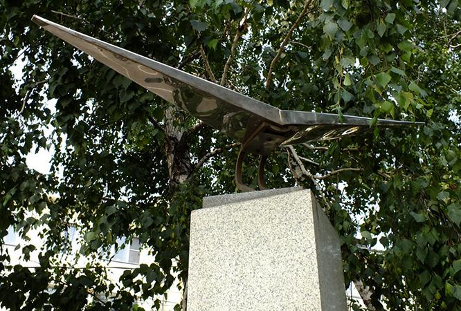Памятник Старощуку