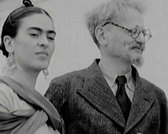 Кало и Троцкий
