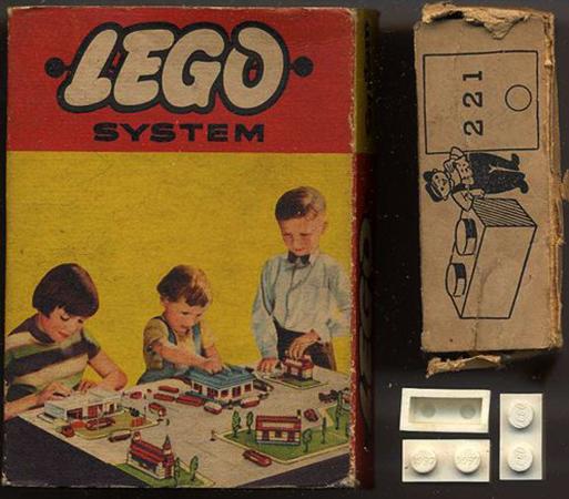 Лего 1958