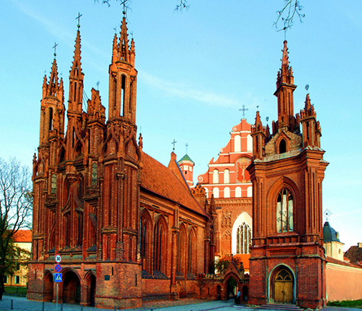 Костел Святой Анны