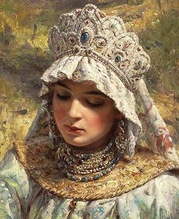 Красивая Ксения Годунова