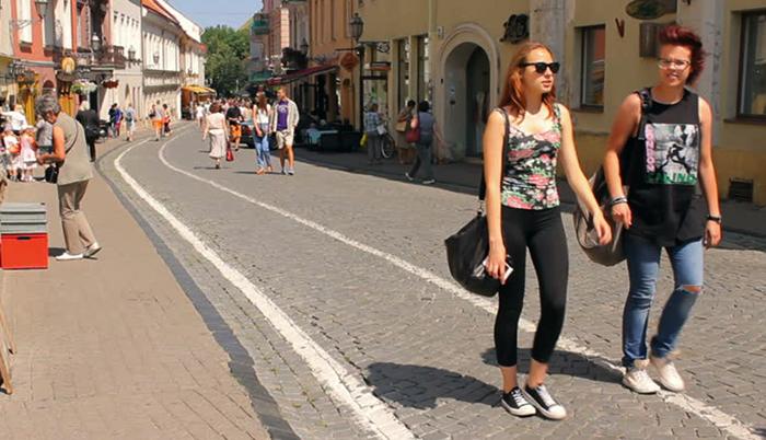 Люди в Литве