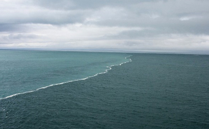 Встреча морей