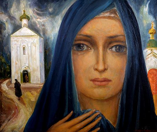 «Плач Евфросинии Полоцкой»