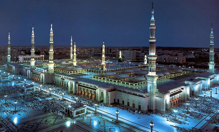 Мечеть Масджид аль-Набави